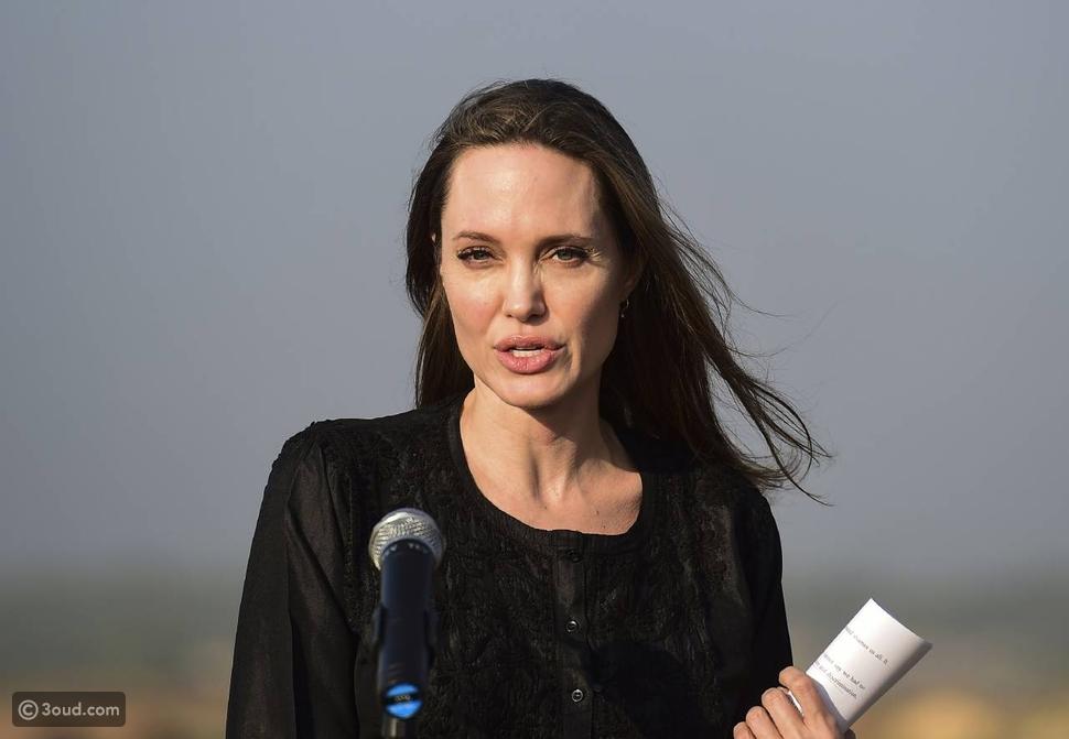 أنجلينا جولي تزور مخيّمات بنغلادش