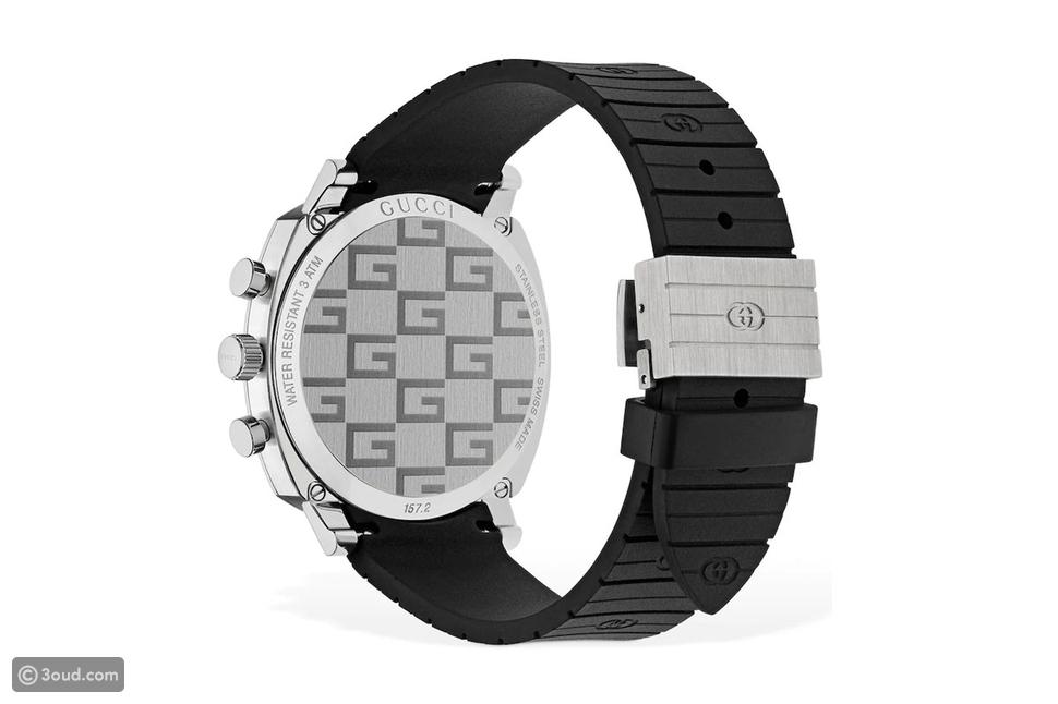 Gucci تصدر نسخة رياضية من Grip Watch
