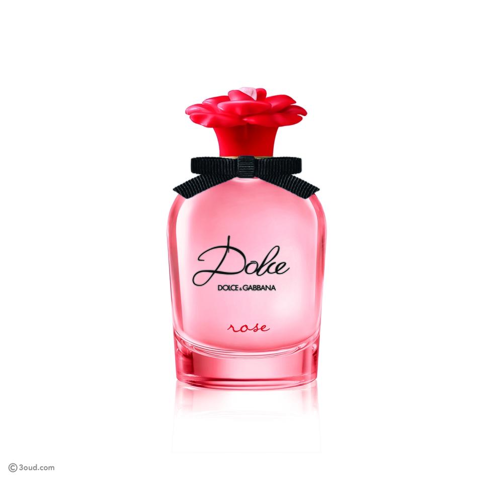 DOLCE & GABBANA BEAUTY يطلق عطر جديد - DOLCE ROSE