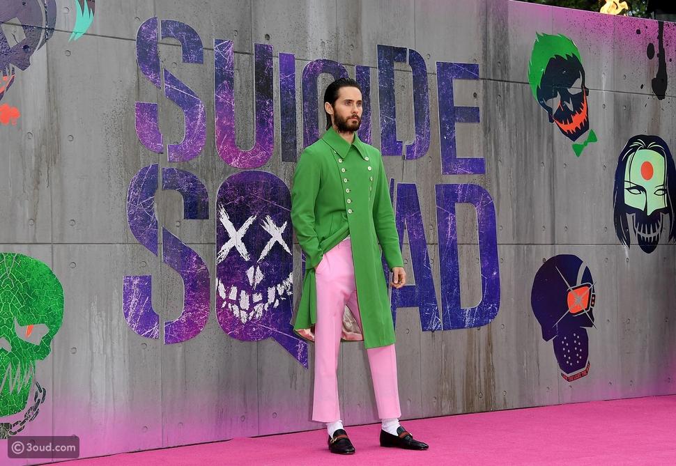 """أبطال فيلم """"Suicide Squad"""" يختارون أزياءهم من هذه الدار العريقة.."""