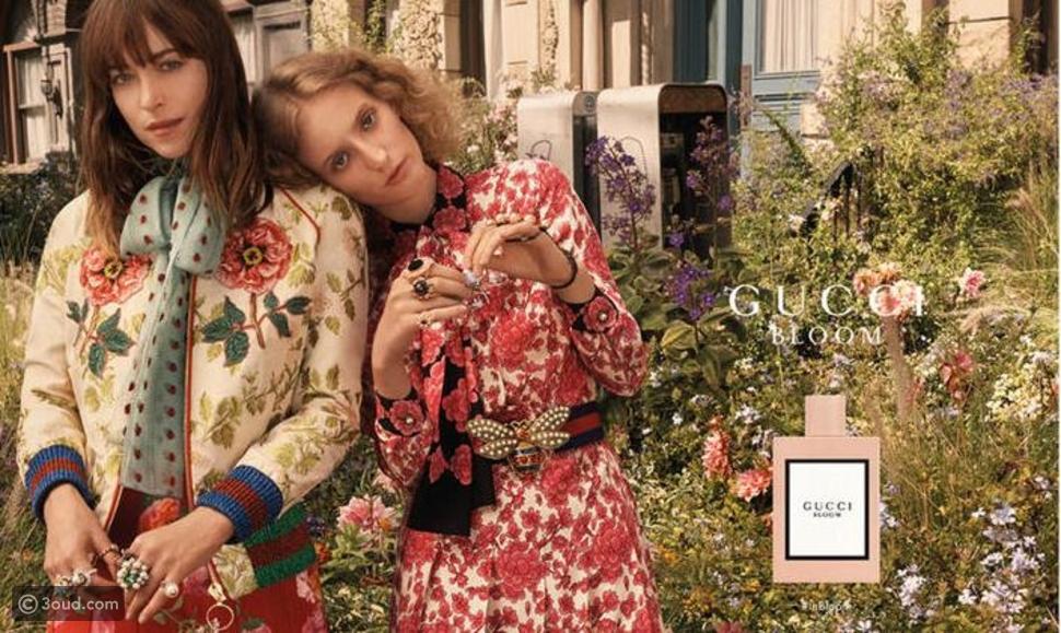 غوتشي تطلق عطرها الأول Gucci Bloom