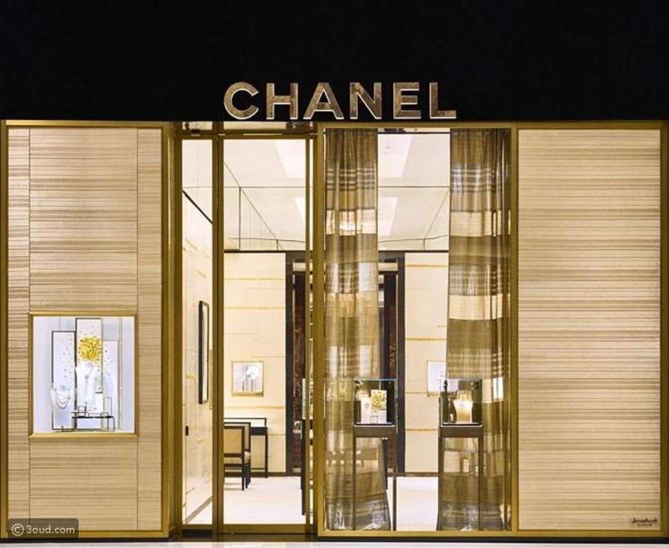 بوتيك شانيل يفتح أبوابه من جديد في دبي مول