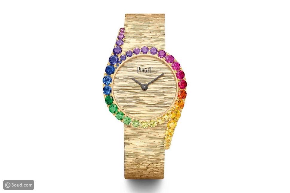 Piaget – Limelight Gala Precious Rainbow