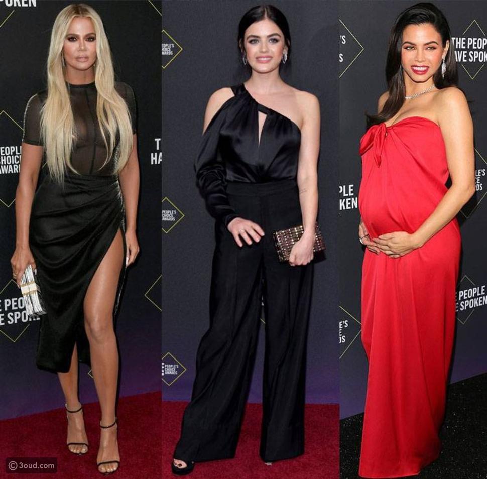 أجمل إطلالات النجمات في حفل People's Choice Awards