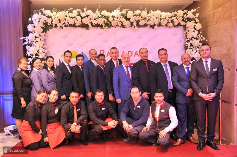"""انطلاق فندق """"رامادا انكور"""" في الكويت"""