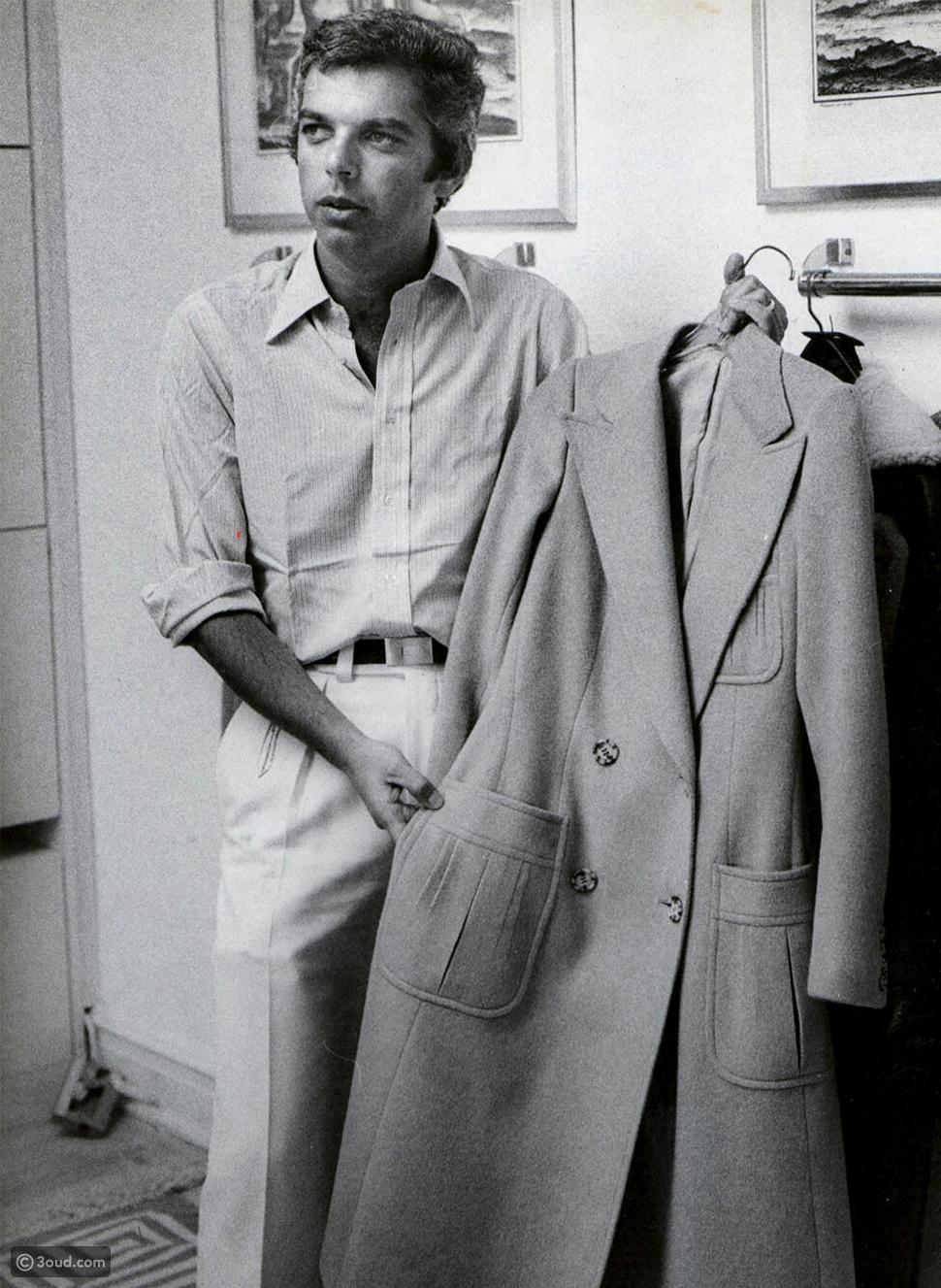 رالف لورين في السبعينيات