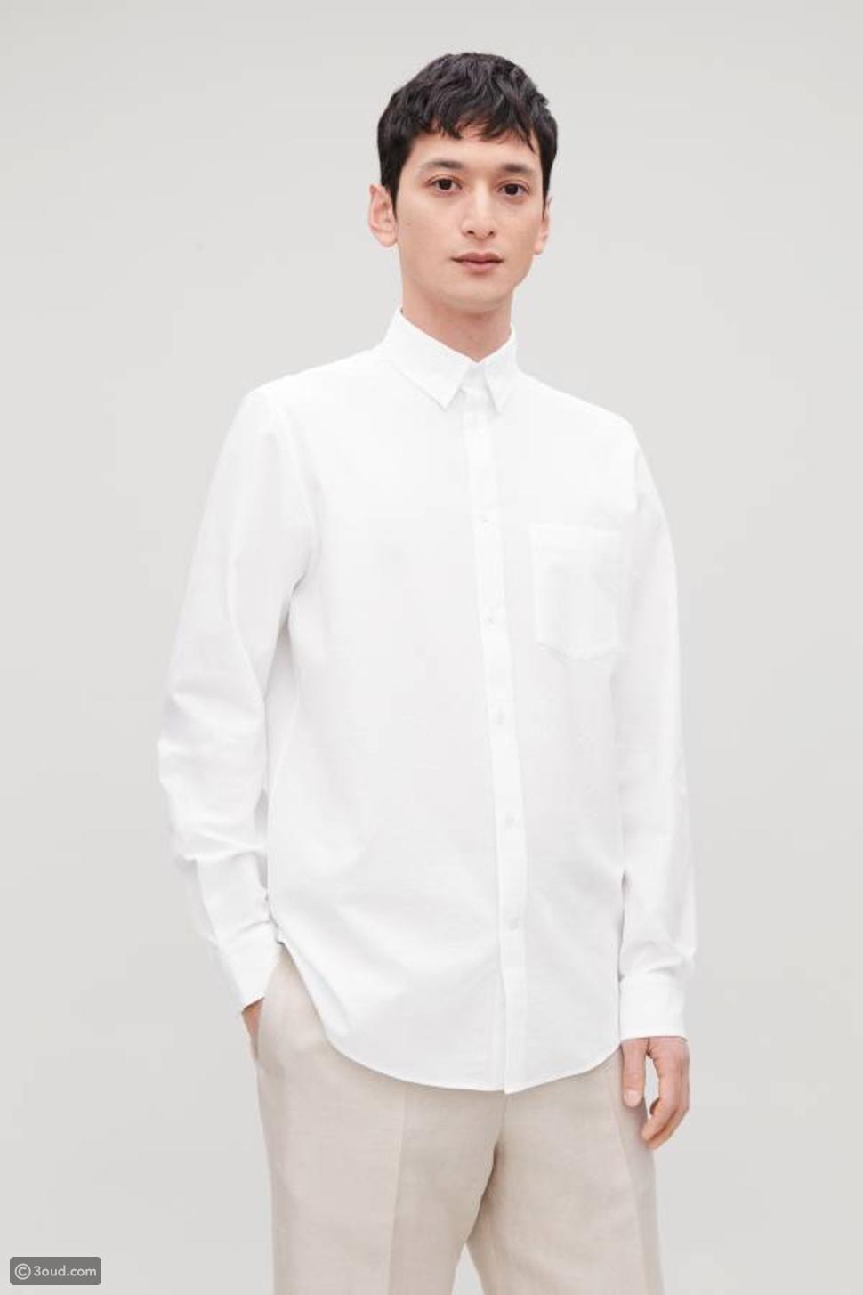 """""""COS"""" تطلق مشروع القميص الأبيض!"""