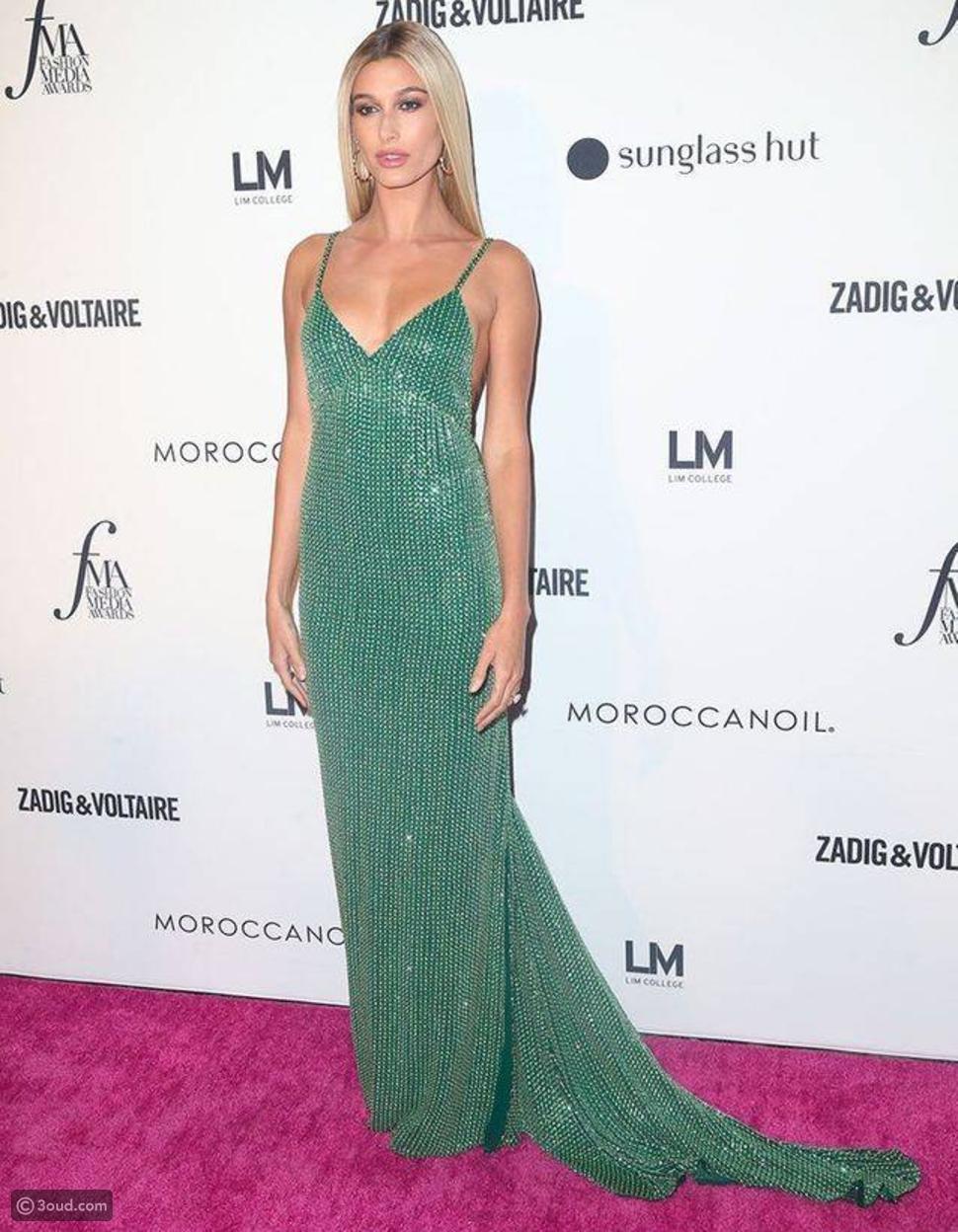 أبرز إطلالات حفل Fashion Media Awards