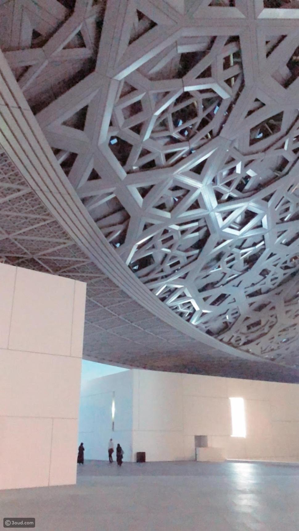 متحف اللوفر أبو ظبي...تحفة فنية لتجربة ثقافية متميزة