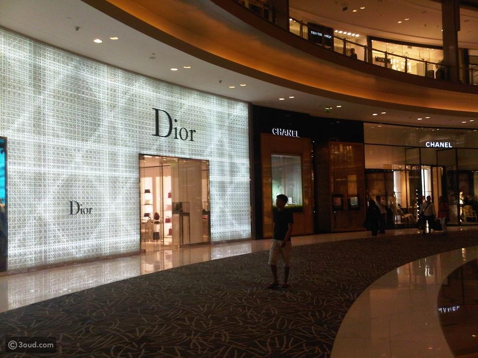 أفخر أماكن التسوق في دبي