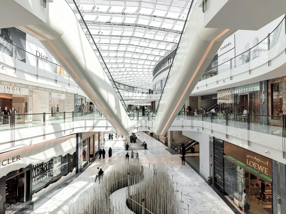 أماكن التسوق في دبي