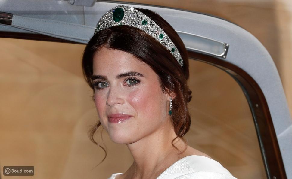 أجمل تيجان زفاف ملكي تم ارتداؤها في التاريخ الحديث