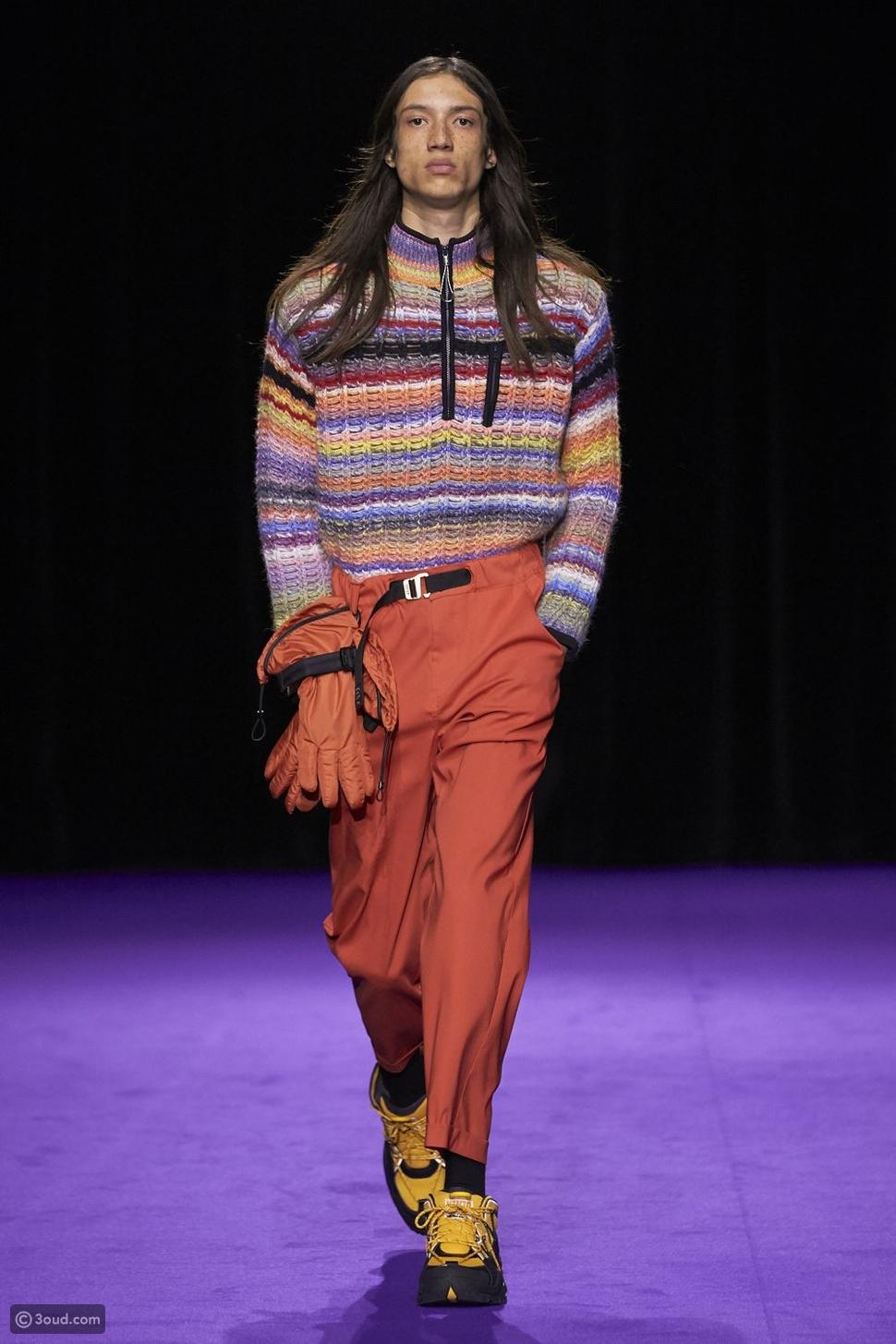كنزو تعلن عن مجموعات الأزياء الرجالية والنسائية لخريف وصيف 2019/2020