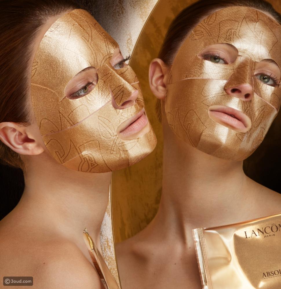 Absolue Golden Cream Mask ماسك معزّز بالذهب عيار 24 قيراطاً