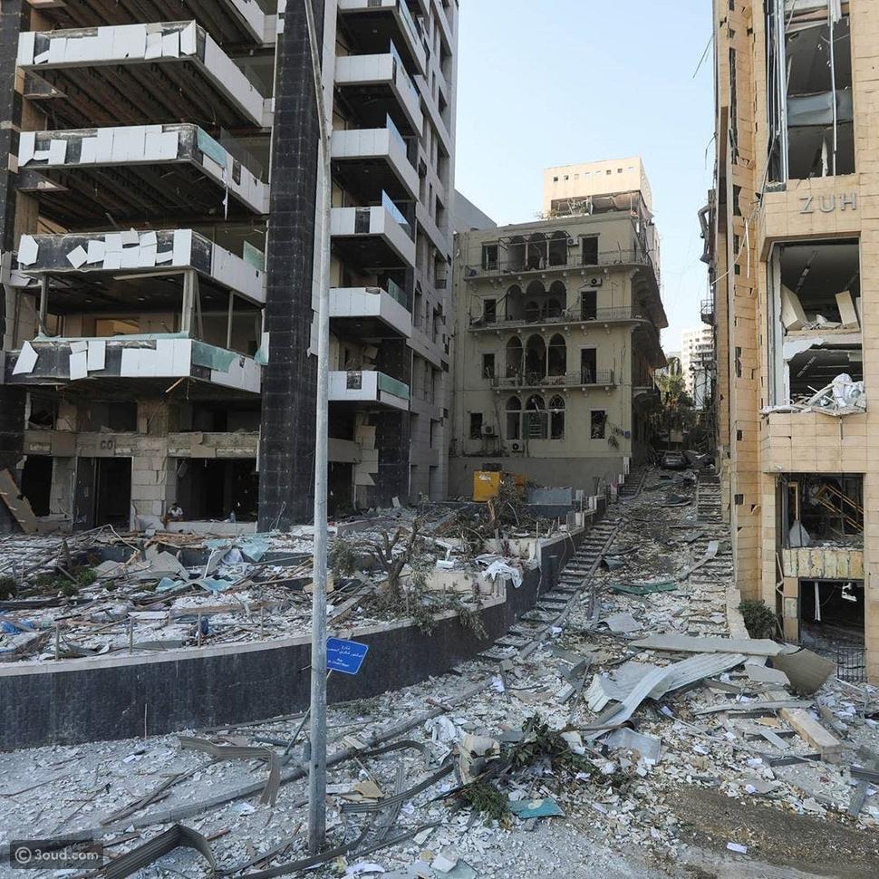 هذا ما أحل بأسواق بيروت بعد انفجار المرفأ