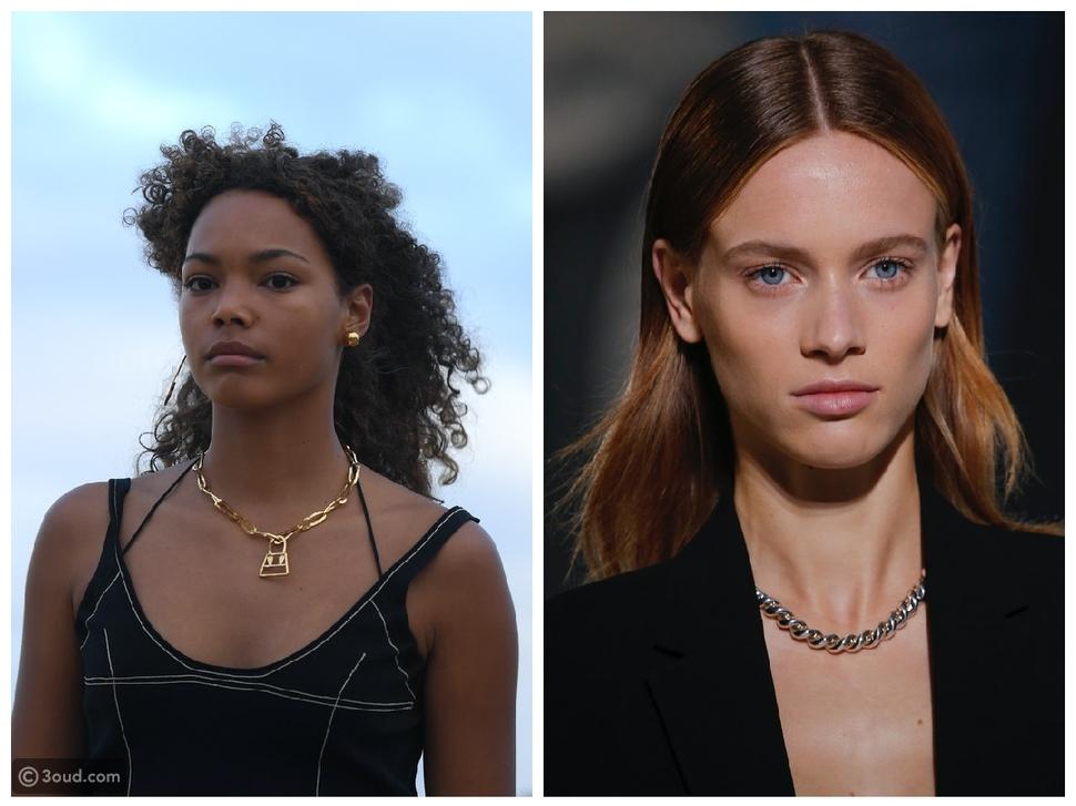 8 صيحات مجوهرات من عروض أزياء 2021
