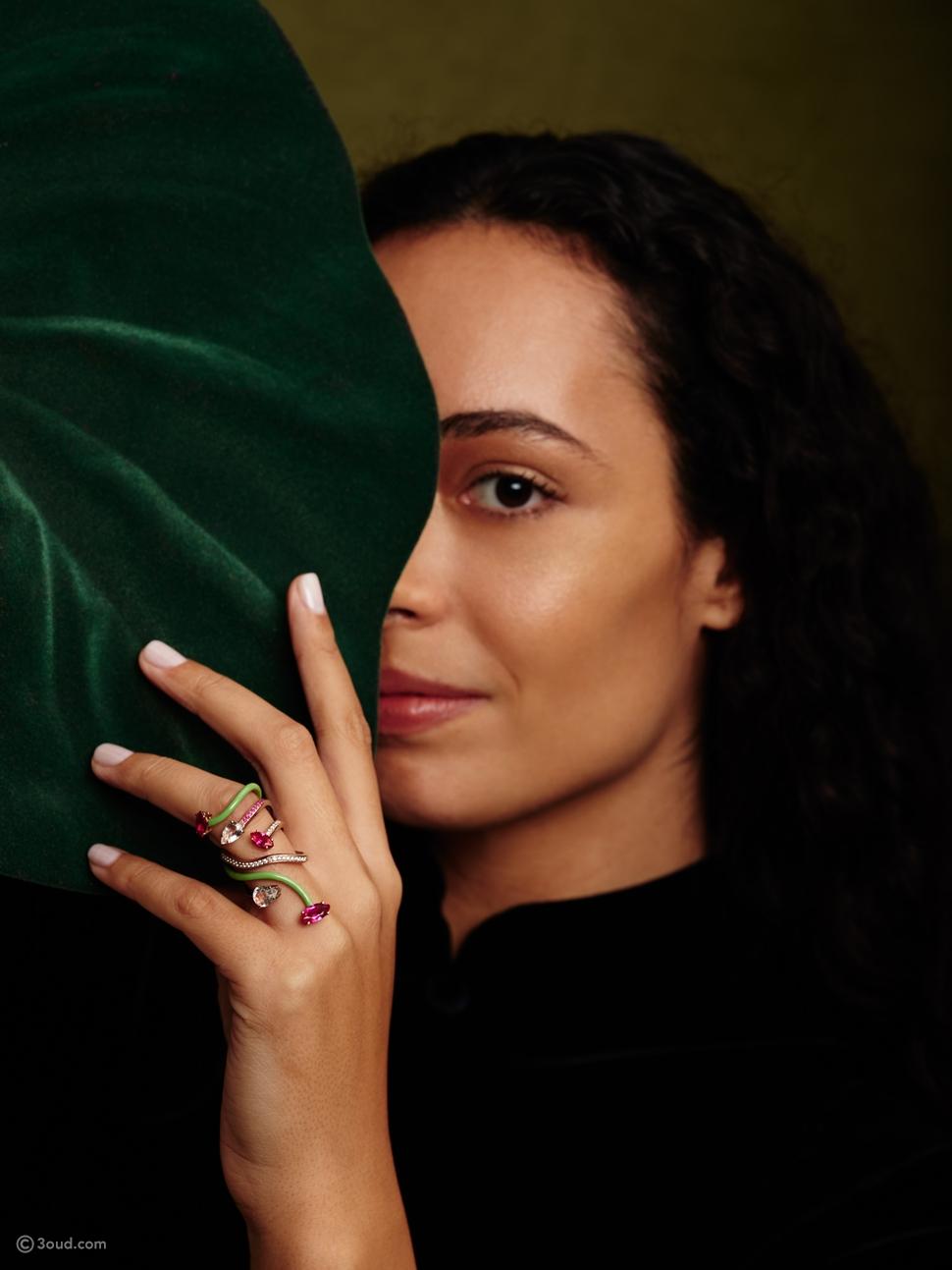 MATCHESFASHION تطلق علامات تجارية جديدة للمجوهرات