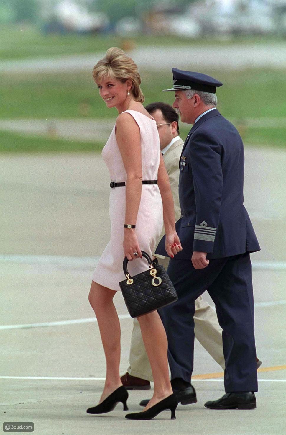 حقيبةThe Lady Dior من ديور
