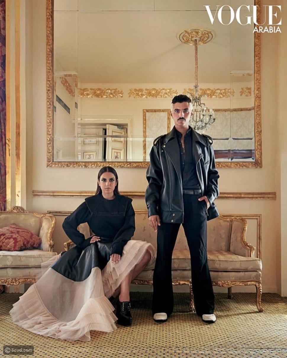 درة تصدر كبسولة أزياء من تصميمها بالتعاون مع كوجاك