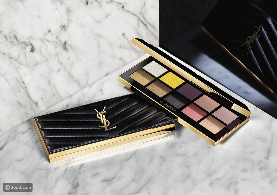 YSL Beauty تطرح باليت EYESHADOWS جديدة
