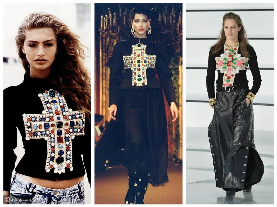 تصميمات من أسبوع الموضة في باريس تشابهت مع مواسم أخرى