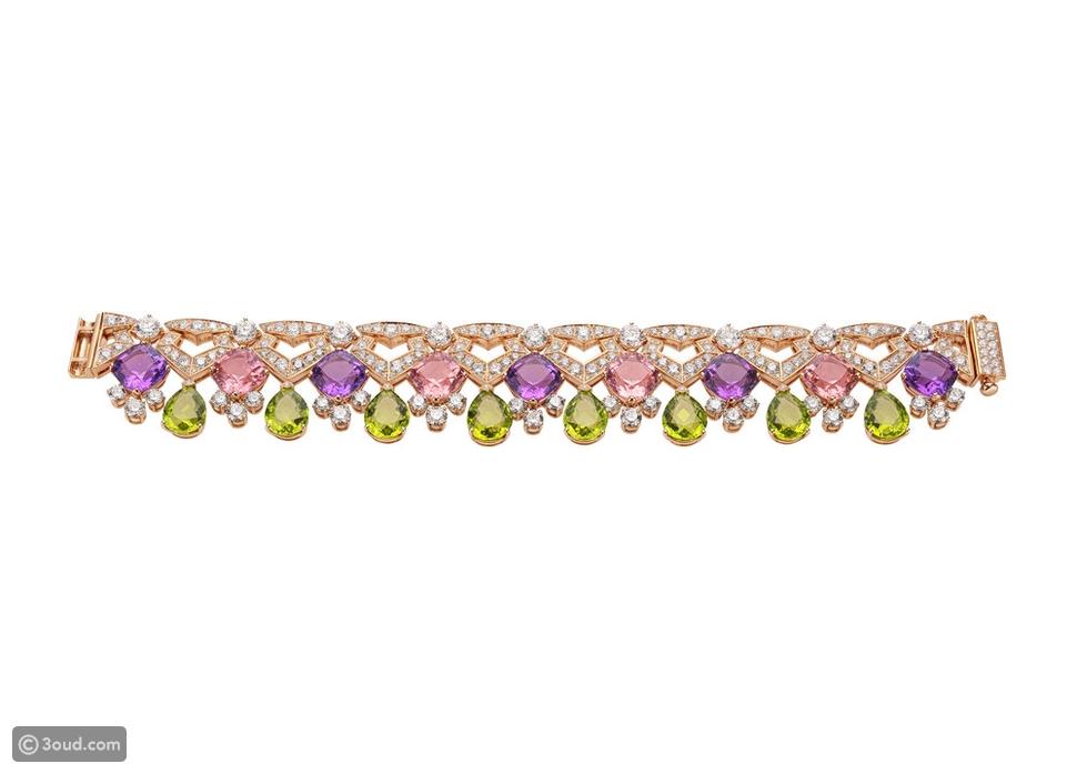 مجموعة جديدة من مجوهرات Bulgari الراقية