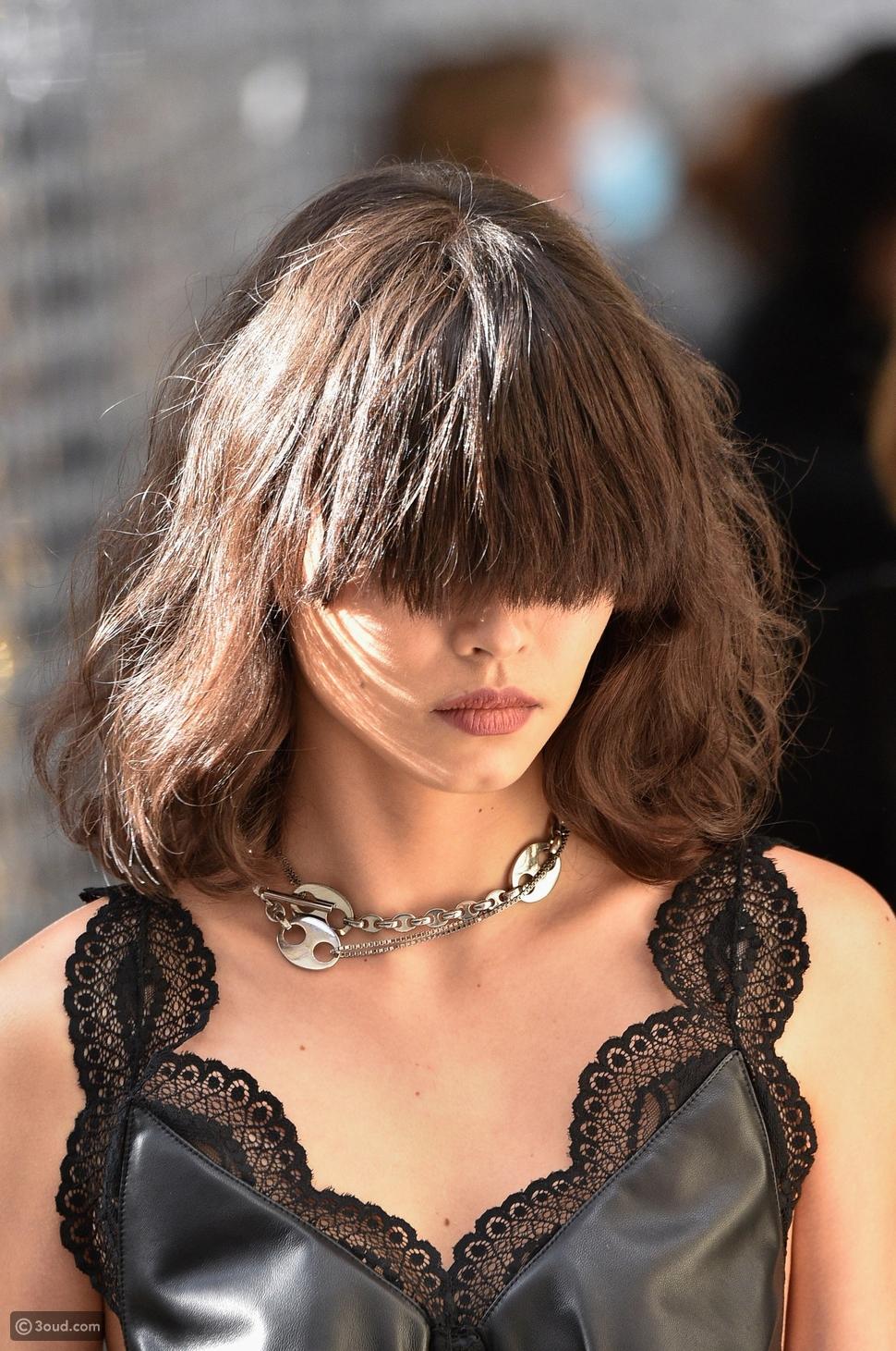 7 صيحات جمال في أسبوع الموضة في باريس
