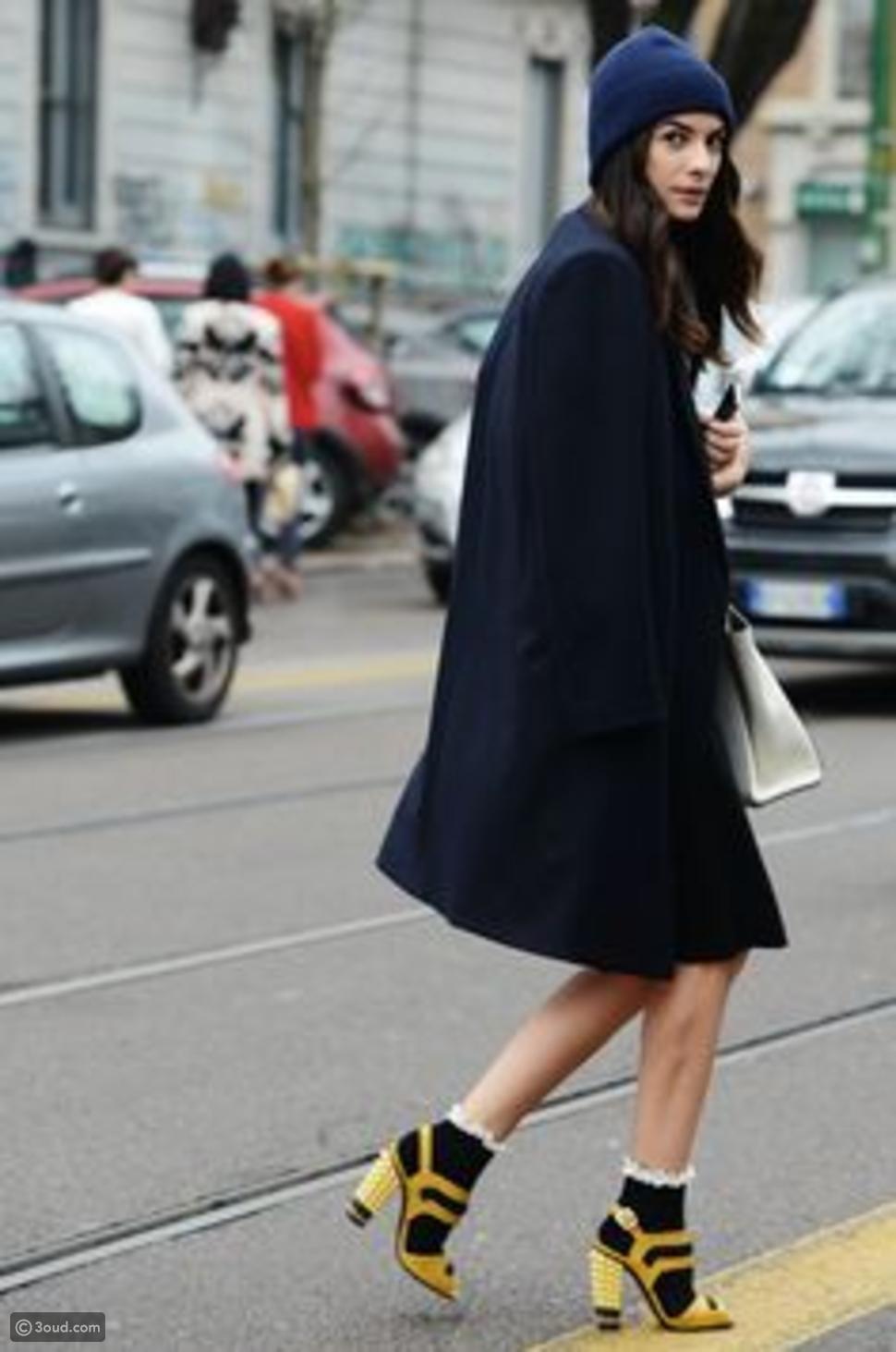 بعين محررة موضة: هذه هي أبرز صيحات الستريت ستايل من باريس