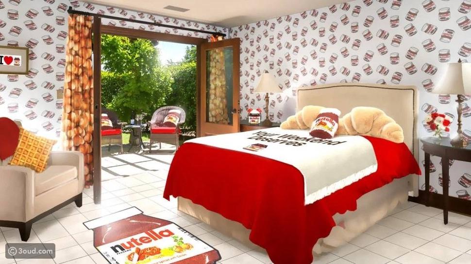 افتتاح فندق النوتيلا في العام 2020 وفرصة لإقامة مجانية