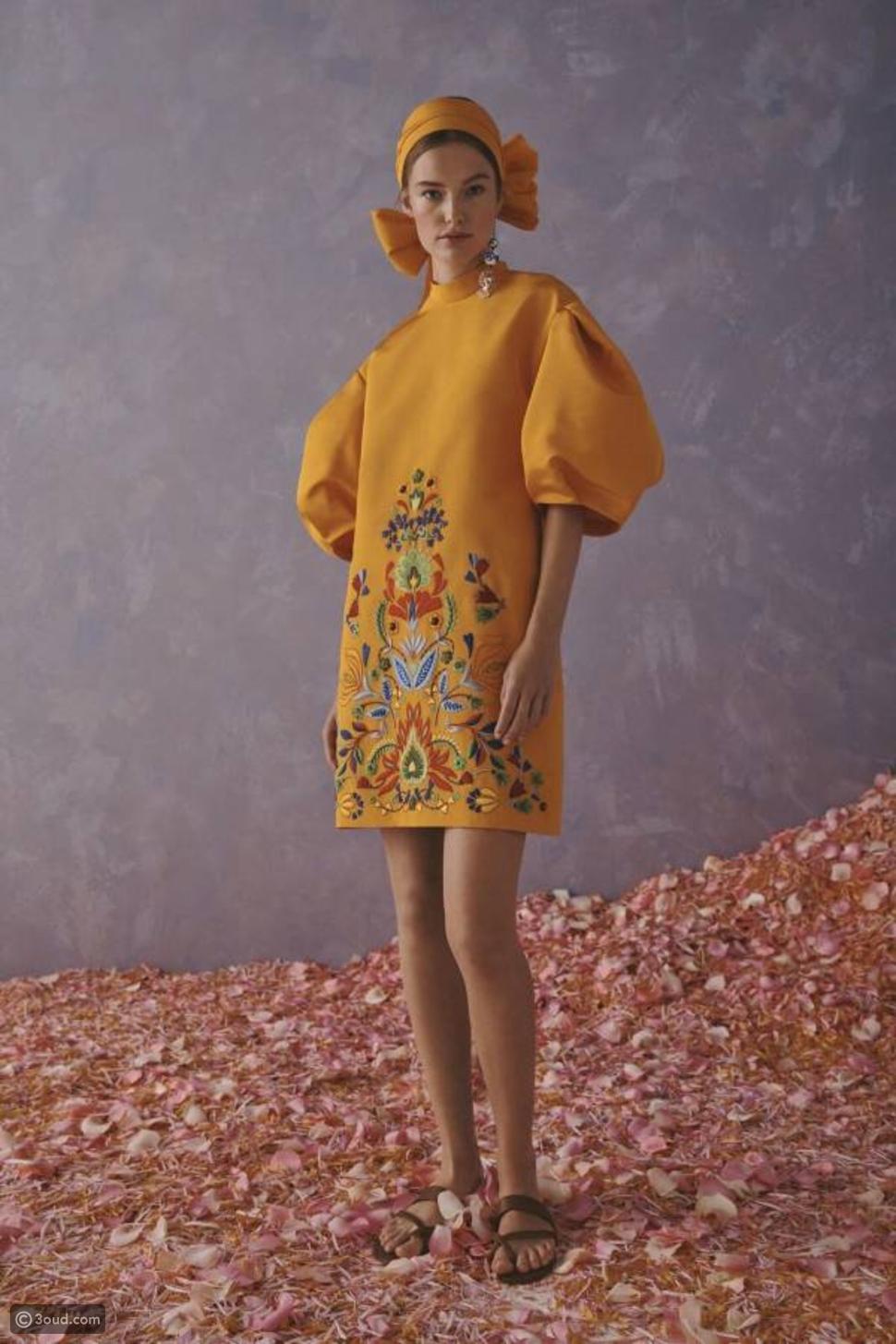 كارولينا هيريرا تطلق مجموعة مفعمة بالألوان لعام 2020!