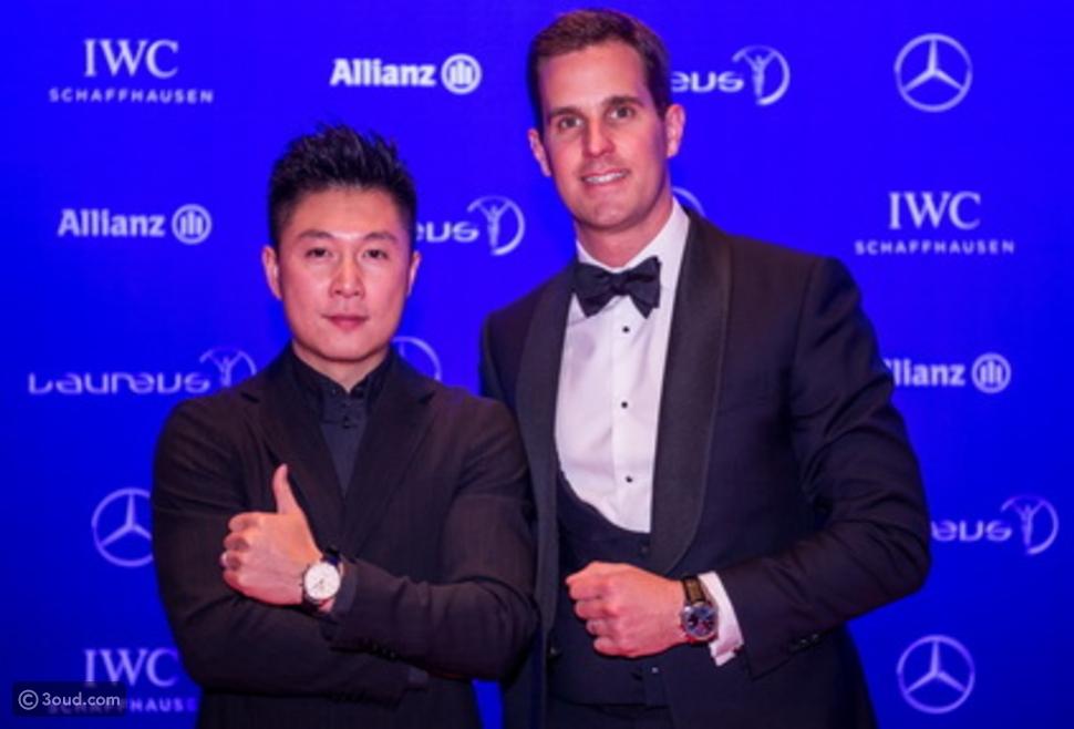 المشاهير والشخصيّات المؤثّرة في عالم الرياضة تدعم مؤسسة لوريوس
