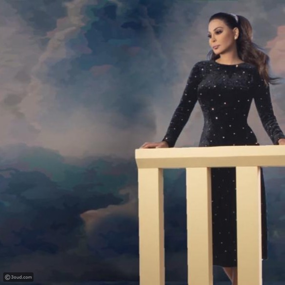 """تعرفي على تفاصيل فساتين إليسا على غلاف ألبومها الجديد """"صاحبة رأي"""""""