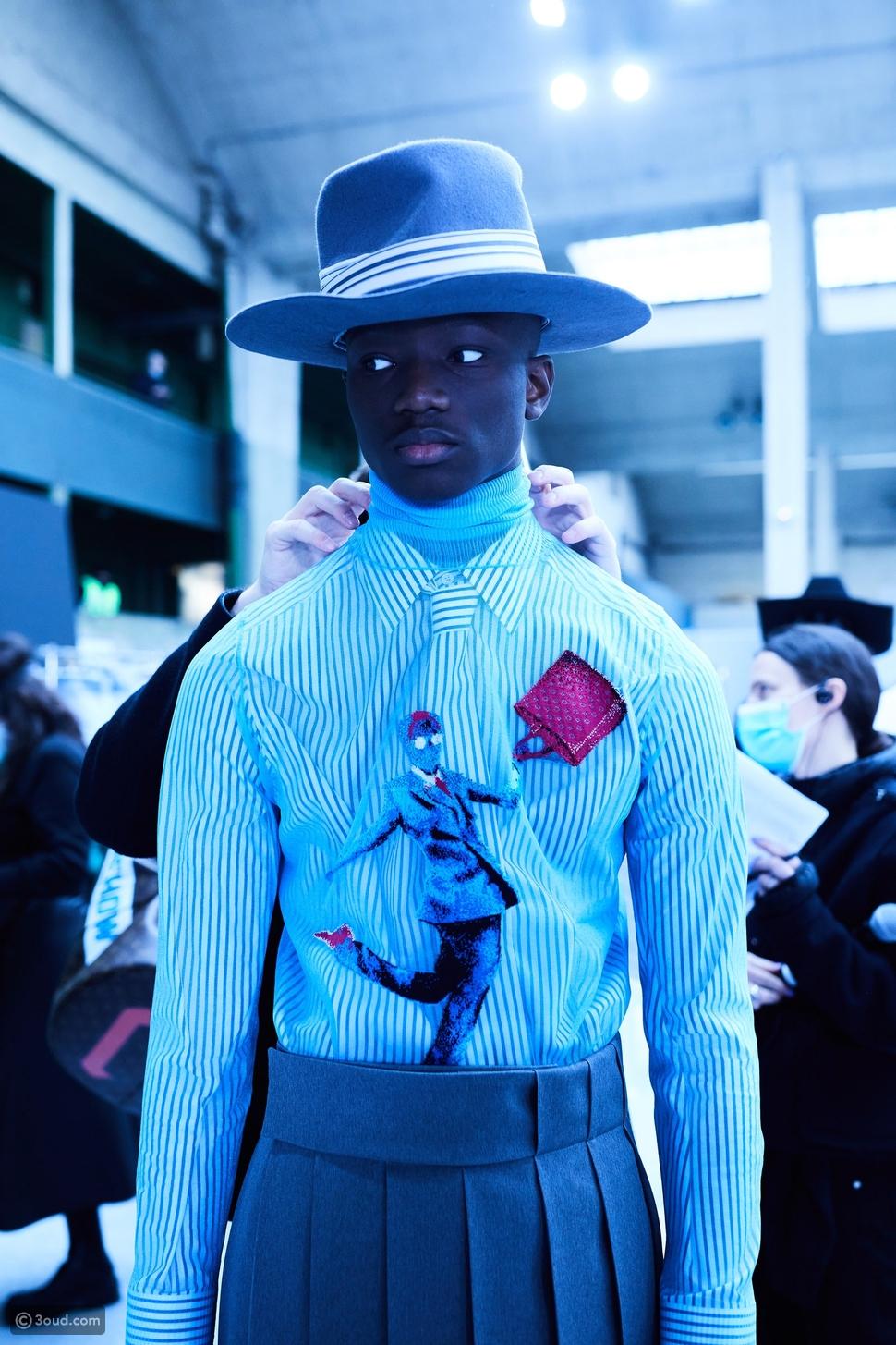 "مجموعة ""Louis Vuitton"" للرجال خريف 2021"