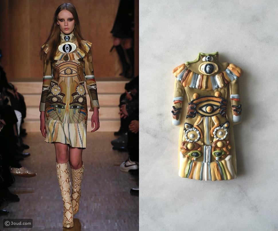جربي الحلوى المستوحاة من عروض الأزياء العالمية!