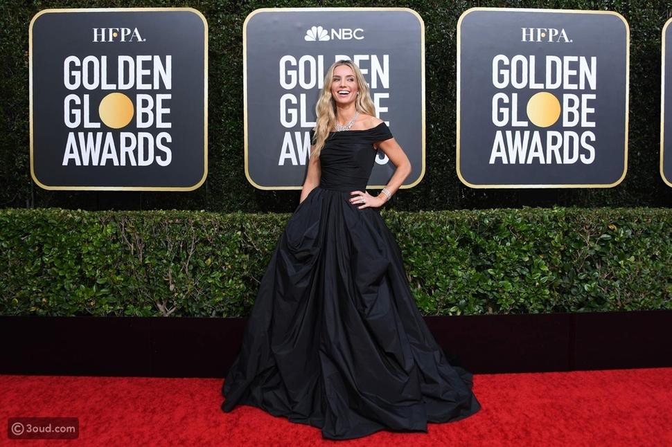 5 فساتين من تصميم عرب في Golden Globes 77