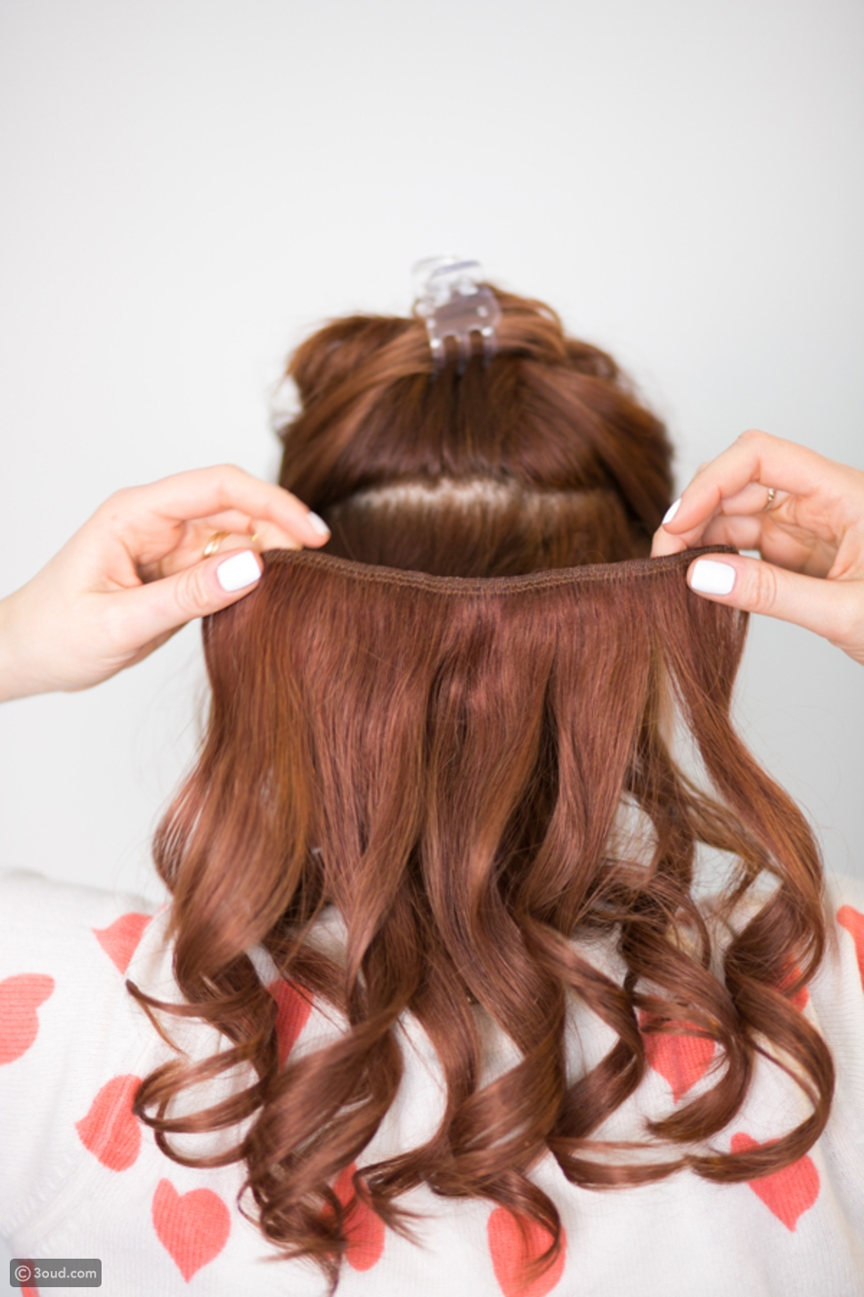 كيف تخفين عيوب شعرك أثناء نموه؟