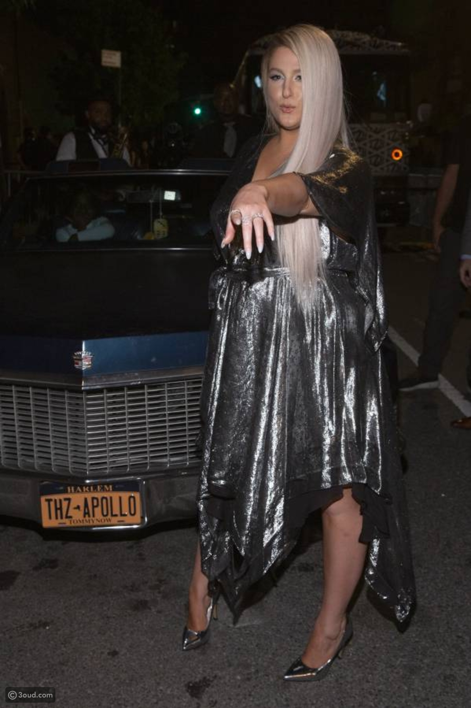 من حضر عروض أسبوع الموضة في نيويورك؟