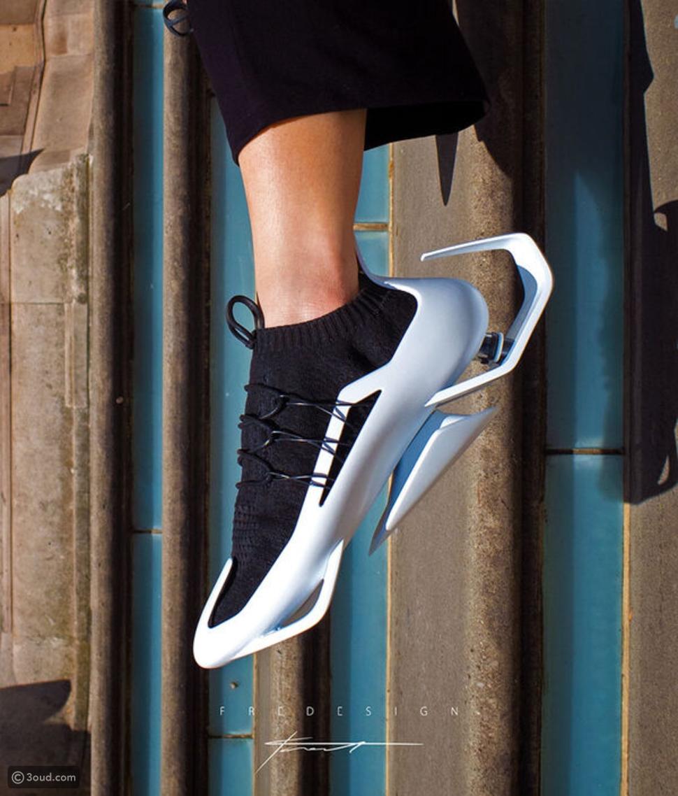 الأحذية المستقبلية