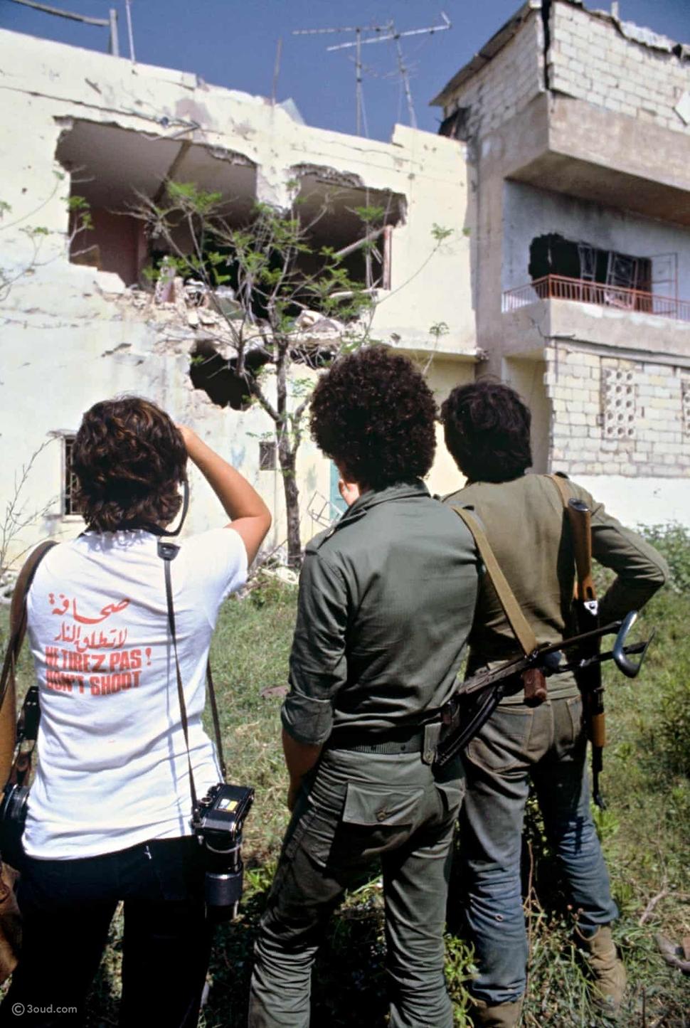 قميص صحافة لا تطلق النار القاسمي