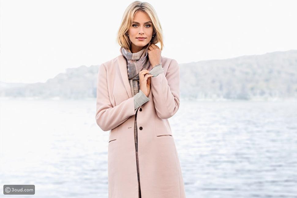 معطف كلاسيكي لشتاء 2021