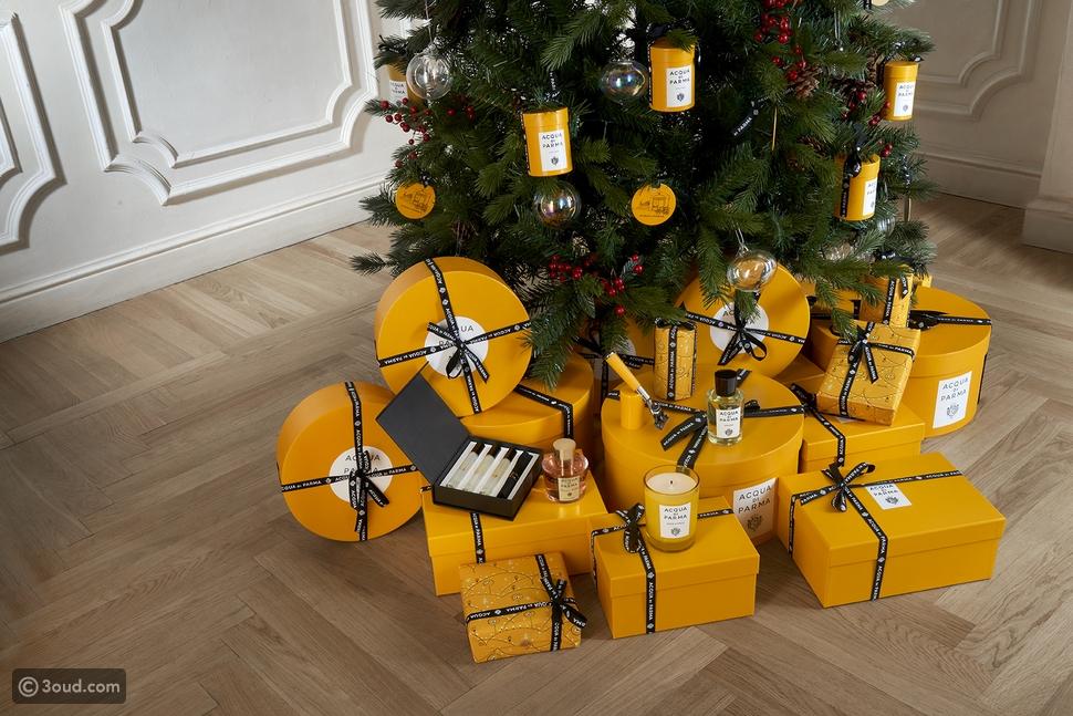 Acqua di Parma تكشف عن هدايا عيد الميلاد