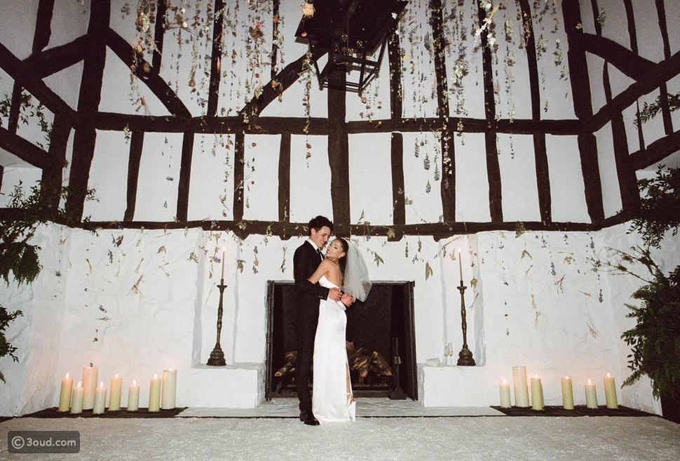 وأخيراً تزوجت أريانا غراندي!