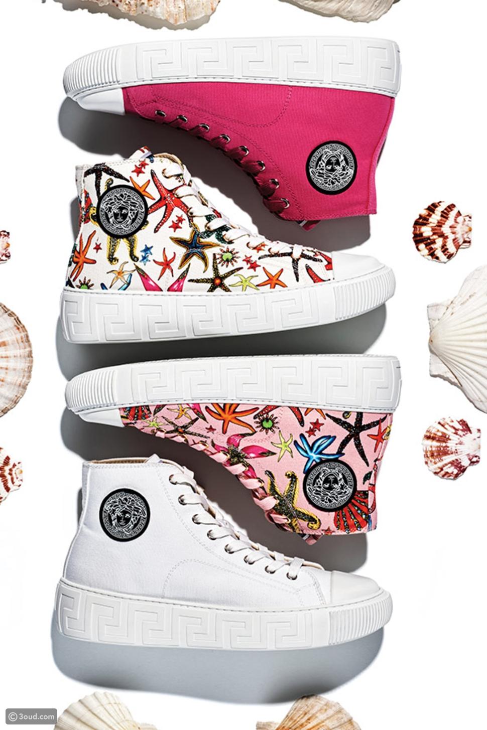 حذاء Greca من Versace