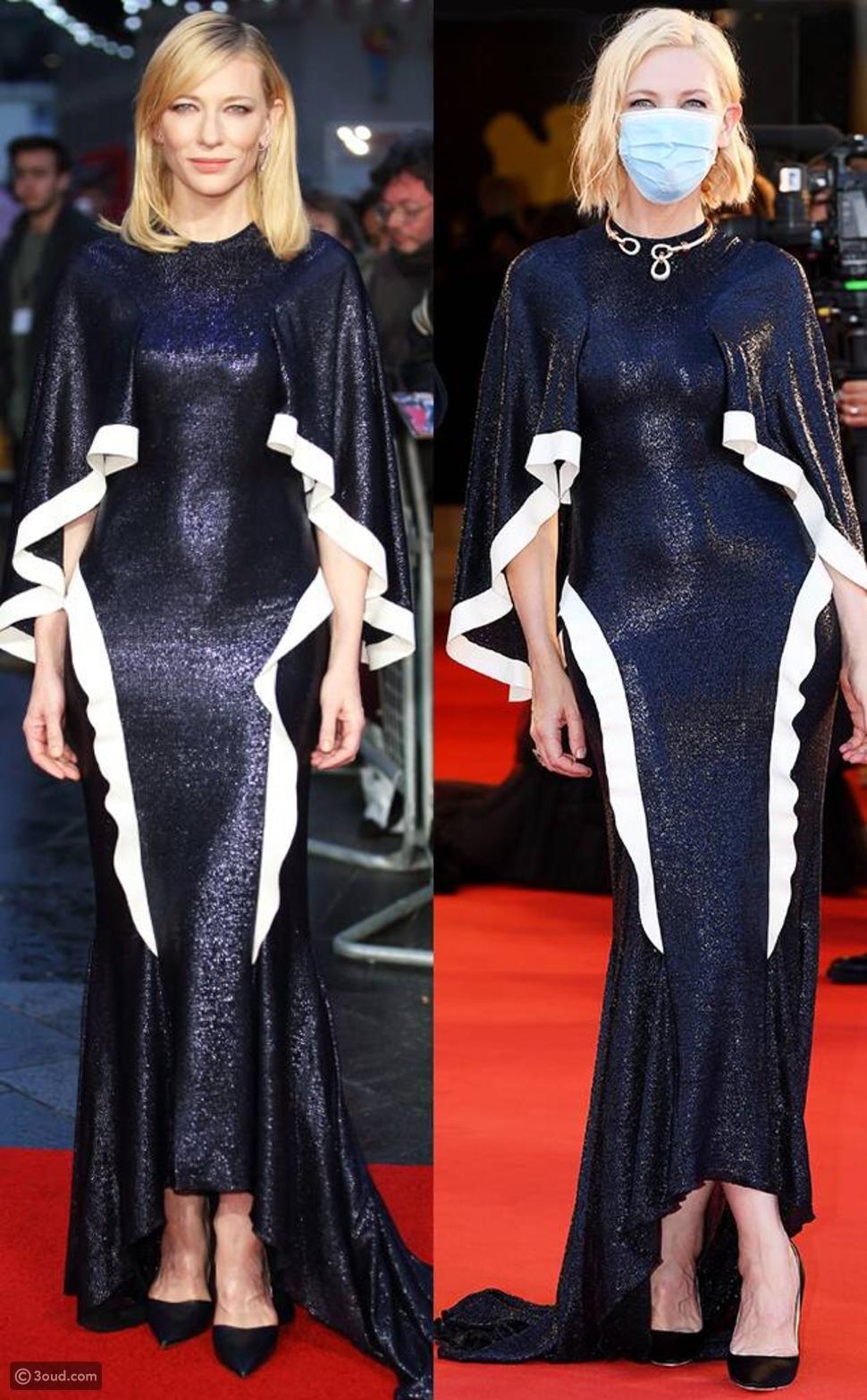 نجمات بفساتين مكررة في مهرجان فينيسا السينمائي 77
