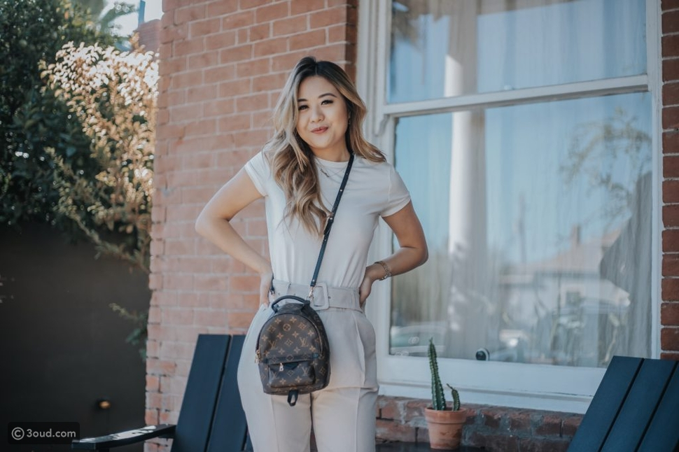 Louis Vuitton تعيد طرح حقيبة Palm Springs Mini