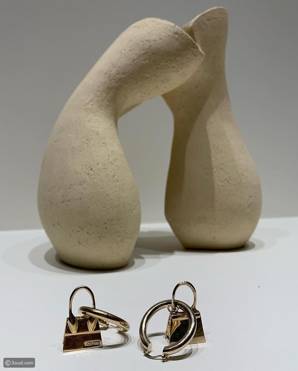 Jacquemus تحول أصغر حقيبة لمجوهرات