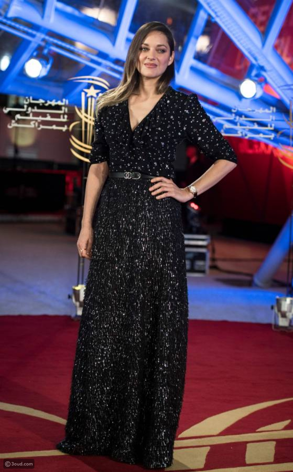أبرز إطلالات نجوم مهرجان مراكش السينمائي