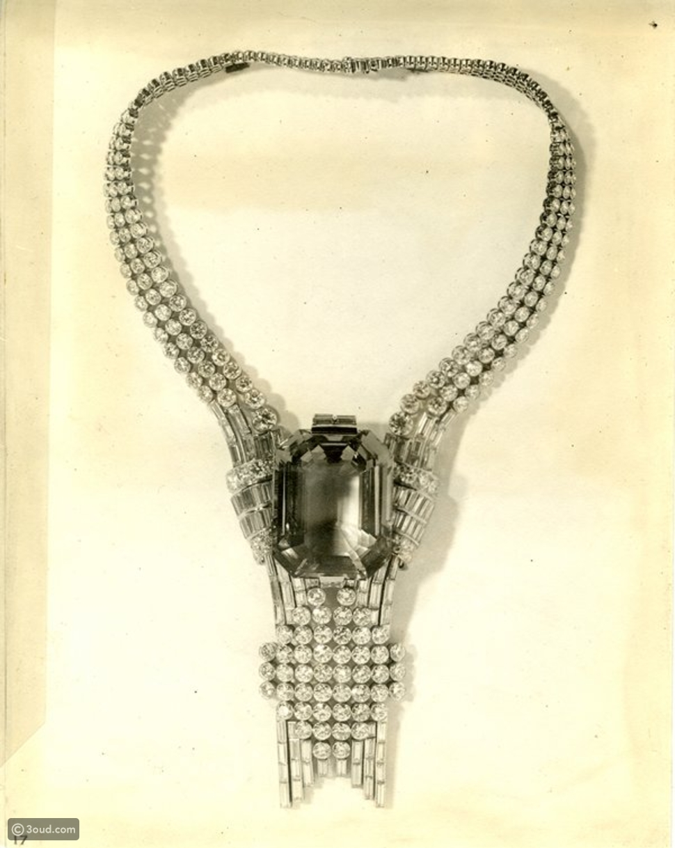 تيفاني أند كو تعيد إحياء العقد الأيقوني الذي صممته عام 1939