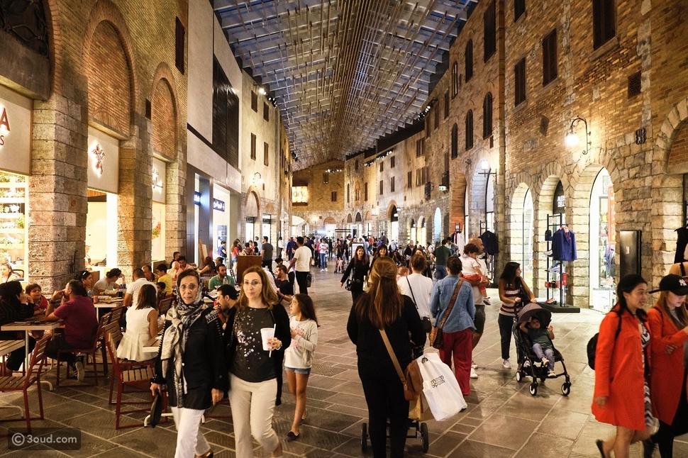 مهرجان دبي للتسوق يحتفل بيوبيله الفضي
