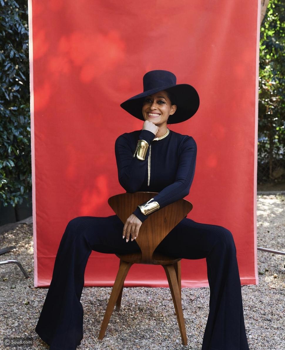 تيراسي إيليس روس ترتدي مجموهرات Tiffany & Co في حفل توزيع جوائز NAACP